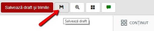 salveaza draft